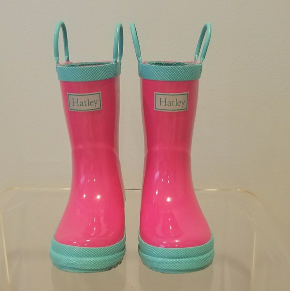 42140320f01c Hatley Other - HATLEY GIRLS RAIN BOOTS